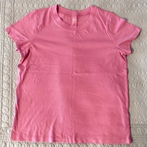NWT MADEWELL Baby Pink T-shirt